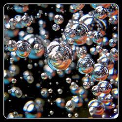Bubbles by D-o-m-u-s