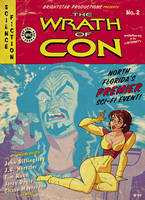 Wrath of Con Program Cover by comixmill