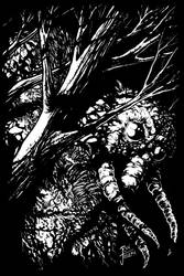 THE MAN-THING by RONJOSEPH-ARTIST
