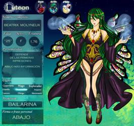 Luteon: Ficha Beatrix by angerukia