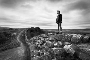 Hadrians Wall by Wrightam