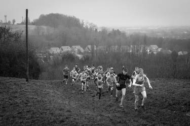 Hill Runners by Wrightam