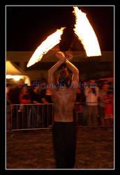Fire Juggler 03 by cicciojus