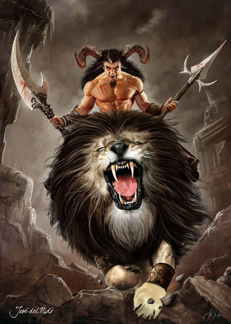 Drakhor by JdelNido