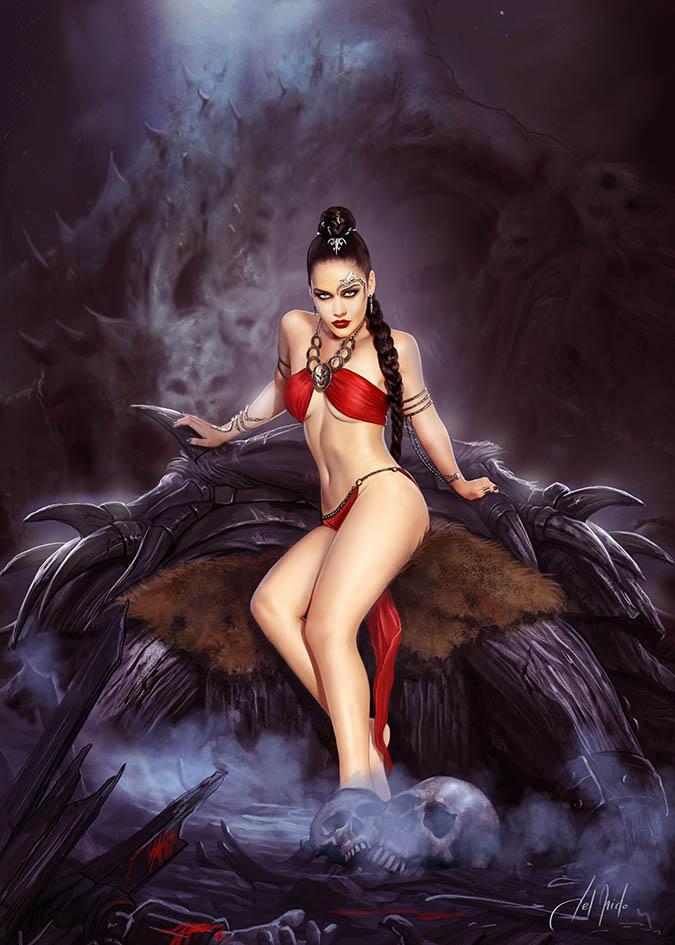 Lady Of The Devil by JdelNido