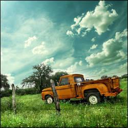 Truck Of Yonder by er0k
