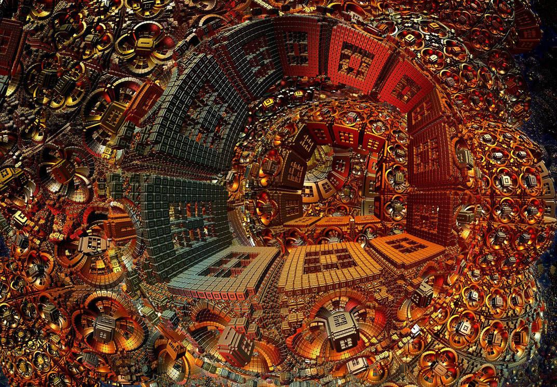 Entrance to the hive mind by Vitaloverdose