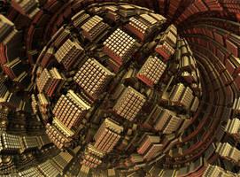The hyper brain by Vitaloverdose