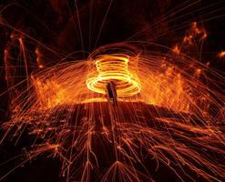 Fire twister by Vitaloverdose