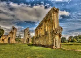 Glastonbury Abbey 4 by Vitaloverdose