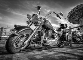 Harley Davidson 2 by Vitaloverdose
