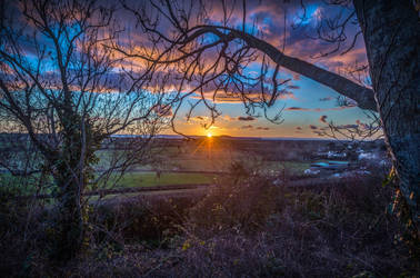 Somerset levels by Vitaloverdose