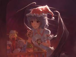 SDM Christmas+ by sleepy91