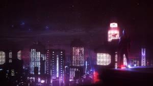 Gotham City Beyond by Scotchlover