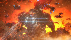 Starcraft 2  - Deployment by Scotchlover
