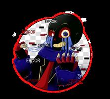 Error Sans by Maja-TheHoneyBee