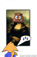 Goomba-Lisa by Neutrino-X
