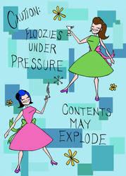 Floozies under pressure by little-razorblade