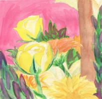 Flowers 1 by little-razorblade