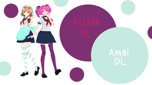 [download] TDA Kizana Sunobu and Amai Odayaka by FiciAxe