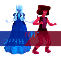 Debut Ruby and Sapphire DOWNLOAD by FiciAxe