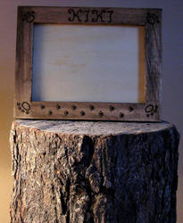 Personalized Pet Frame by ErurainaCrafts