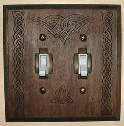 Celtic Knot Double Panel by ErurainaCrafts