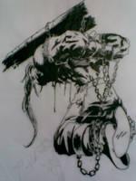 sabretooth by Alohagal