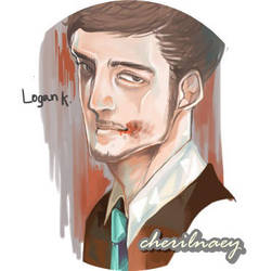 Logan. by Cherilnaey