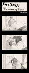 The power of love - SasuSaku by Regi-chan