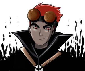 Jack Spicer by hiirowaffle