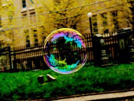 Urban Bubble by haha-wow
