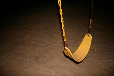 Lone Swing by haha-wow