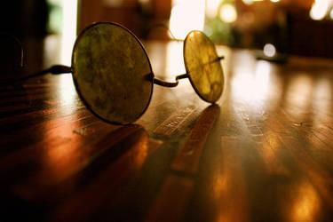 Lennon-Eyes by haha-wow
