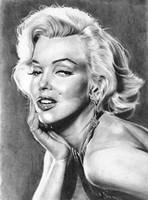 Marilyn by Xgrunt