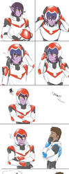 Galra Ears by Mad-Sniper