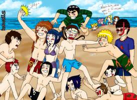 Summer fun by kawaiiS