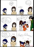 Happy Halloween 2 by kawaiiS