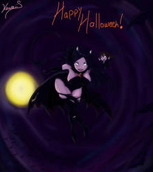 Happy Halloween 2012 by kawaiiS