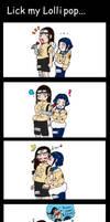 Lick my lollipop by kawaiiS