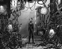 Biopunk by Tratei