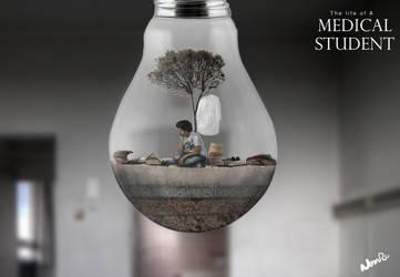 Medical Student by Nemro