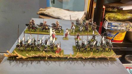 Kusafirudo Army/ Chaos Wars by gyro5
