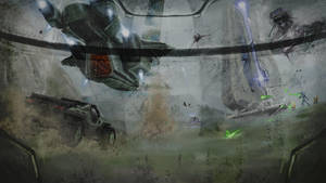 Ground Assault by Kawassass00