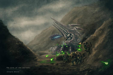 Convenant Artillery by Kawassass00