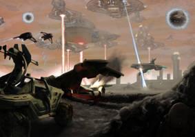 Human Defeat by Kawassass00