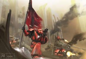 Imperial Assault by Kawassass00
