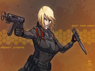 Strife Droid Wallpaper by AnimatedTako