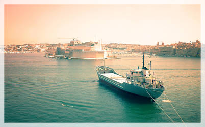 The Grand Harbour by vitorhfd
