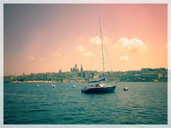 Valletta by vitorhfd